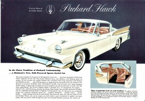 1958 Packard Hawk