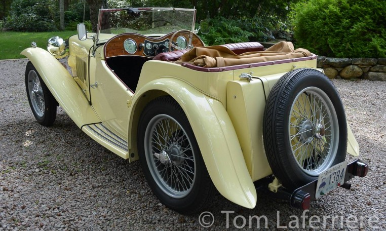 1938 MG TA for sale
