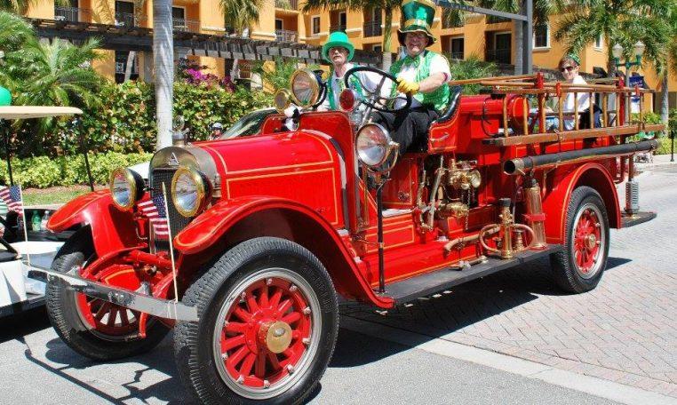 1925 Stutz Model K Fire Truck