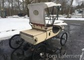 1902 Curved Dash Oldsmobile Replica Merry Olds
