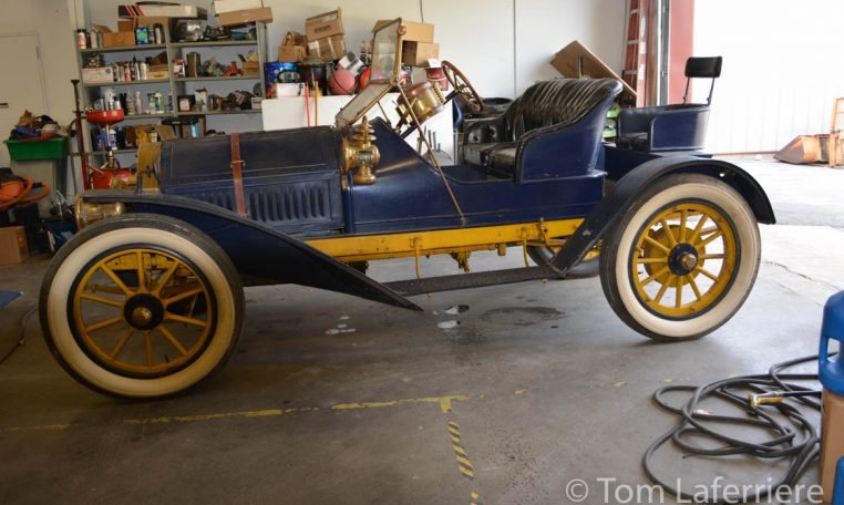 1907 Thomas-Detroit Forty 40 Runabout