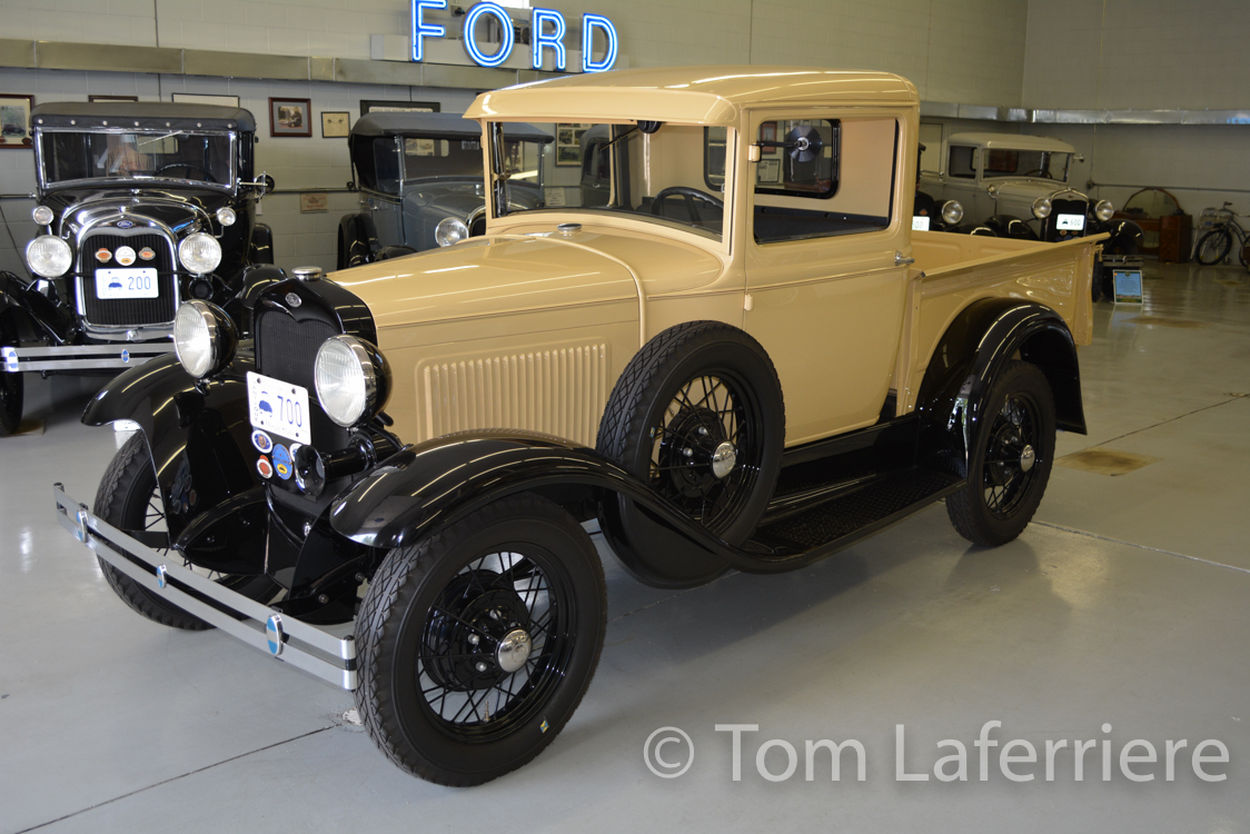1931 ford model a truck offered by laferriere classic cars. Black Bedroom Furniture Sets. Home Design Ideas