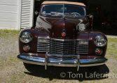 1941 Cadillac 62 Convertible Sedan