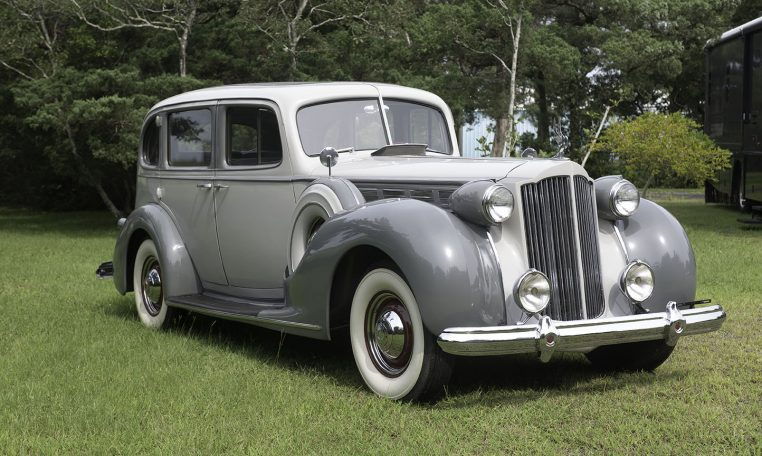 1938 Packard Series 1603 Super Eight Touring Sedan