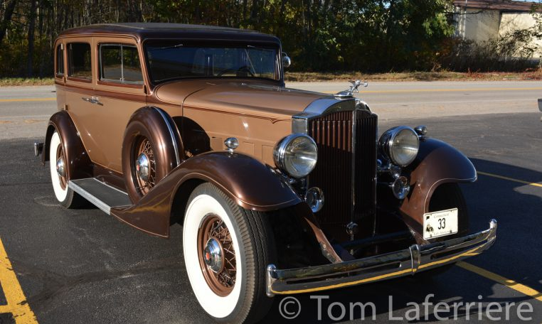 1933 Packard Eight 1001 Sedan