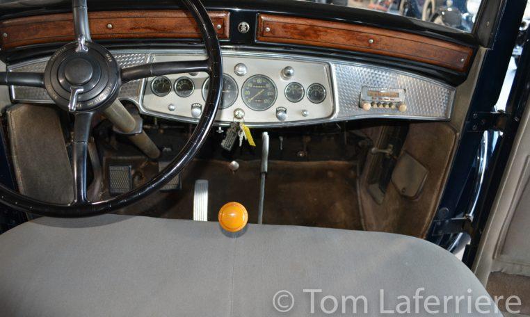 1930 Cadillac 452 V-16 Imperial Sedan