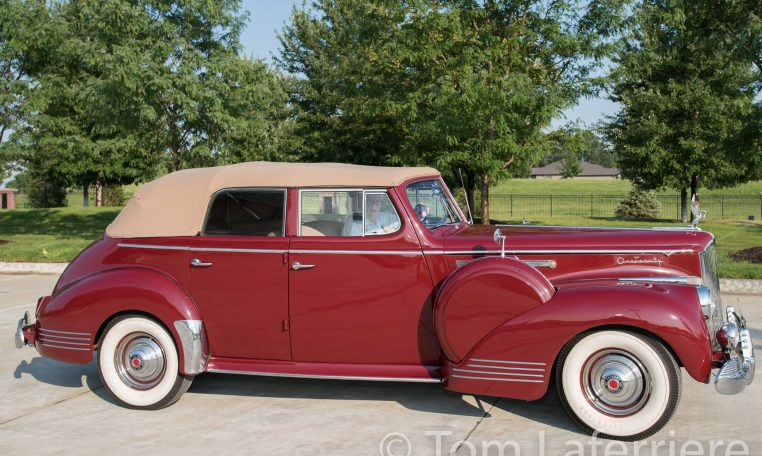 1941 Packard 120 Convertible Sedan