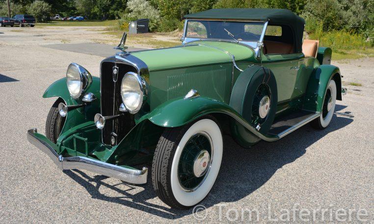 1931 Studebaker President 4 Seasons Roadster