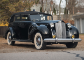 1938 Packard Twelve All-Weather Collapsible Cabriolet by Brunn