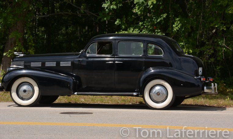 1938 Cadillac Model 60 Sedan