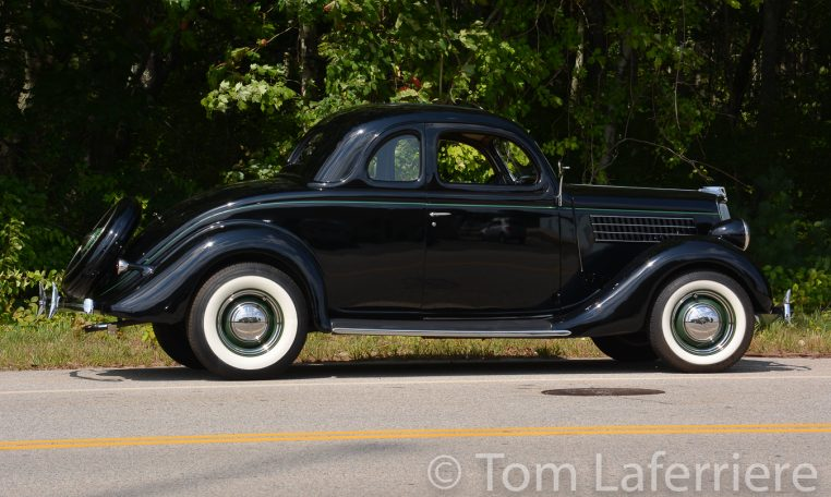 1935 Ford Model 48 Coupe