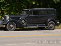1934 Packard 1105 5-7 Passenger Sedan